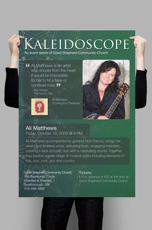 Kaleidoscope Concert Series-1